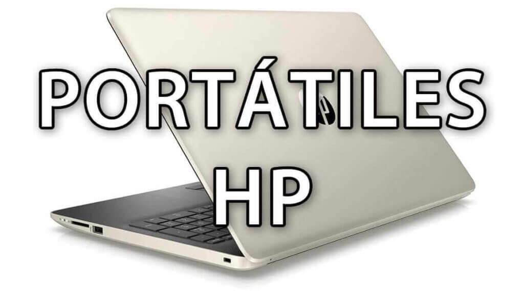 Mejores portátiles HP