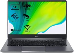 Acer Swift 3 SF314-57 opiniones y review